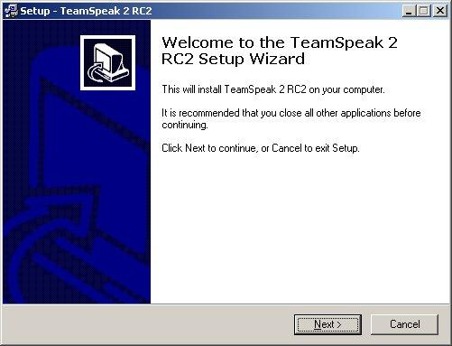 teamspeak 2 rc2 gratuit